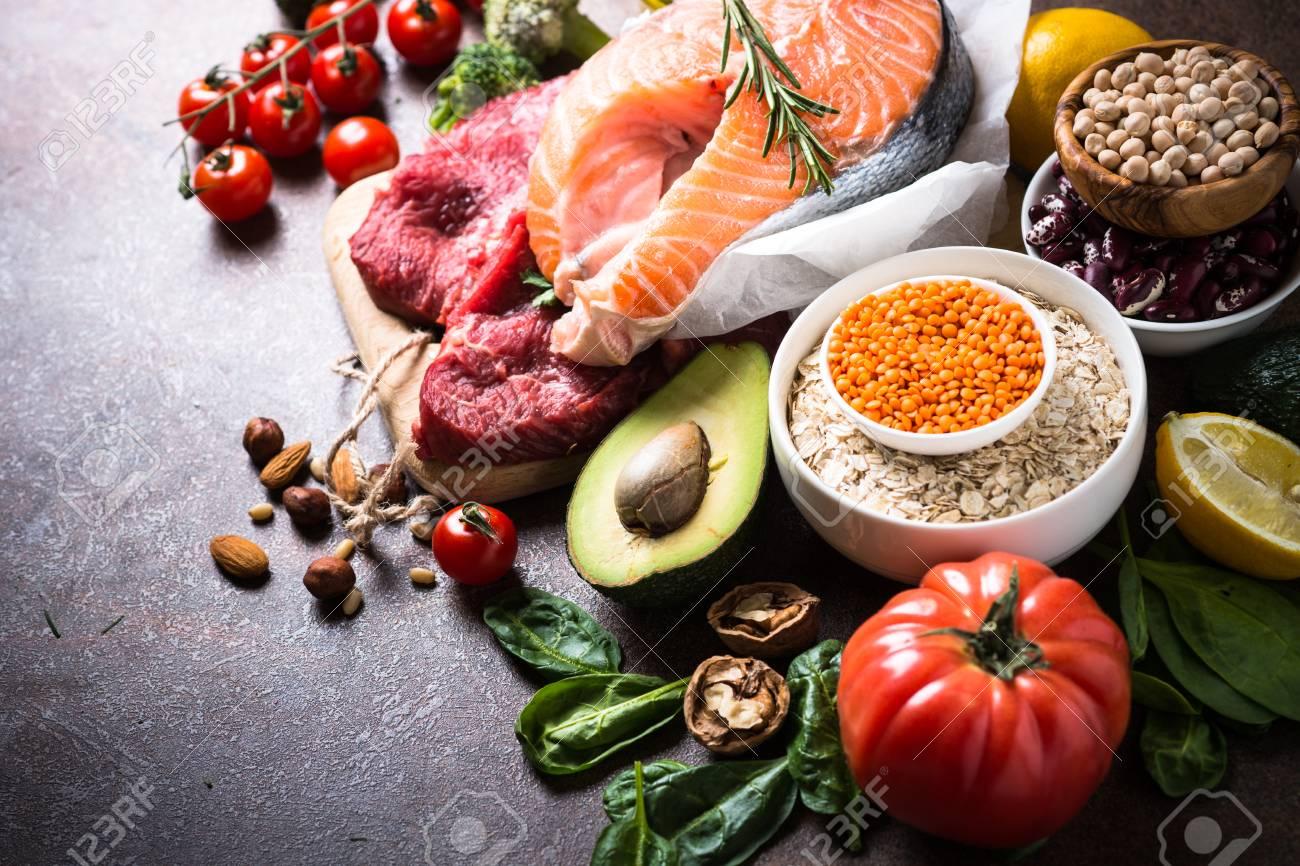 Les bases d'une nutrition saine et équilibrée