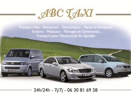ABC Taxi - Epernay. n°1