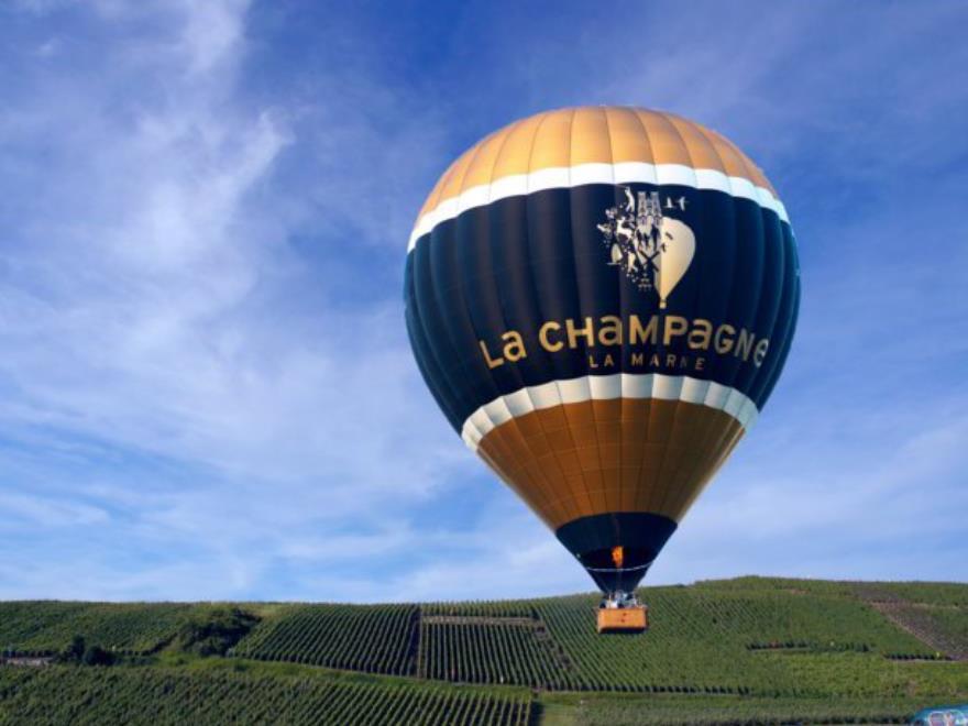 Air Tonic Montgolfières - Taissy