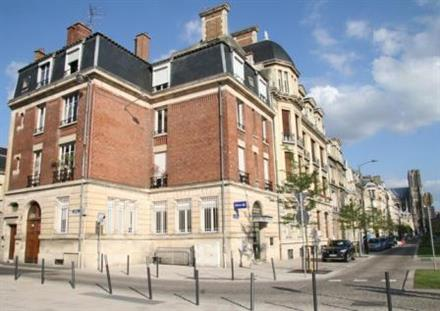 Appartement Cours Langlet - Reims