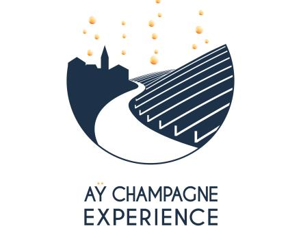 Ay experience champagne Logo