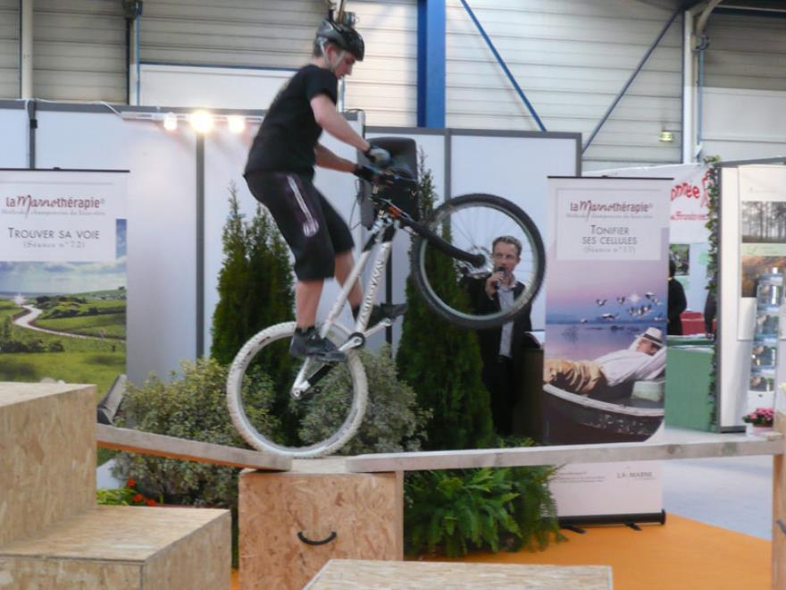 Bike Energy - Salon Destination Marne