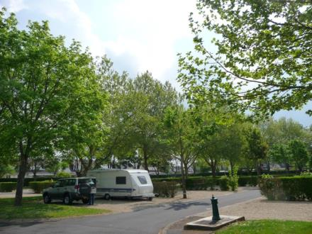 Camping - Châlons-en-Champagne