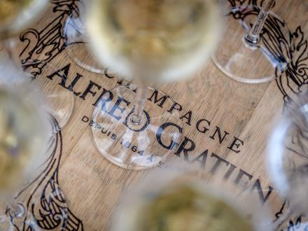 Champagne Alfred Gratien - Epernay