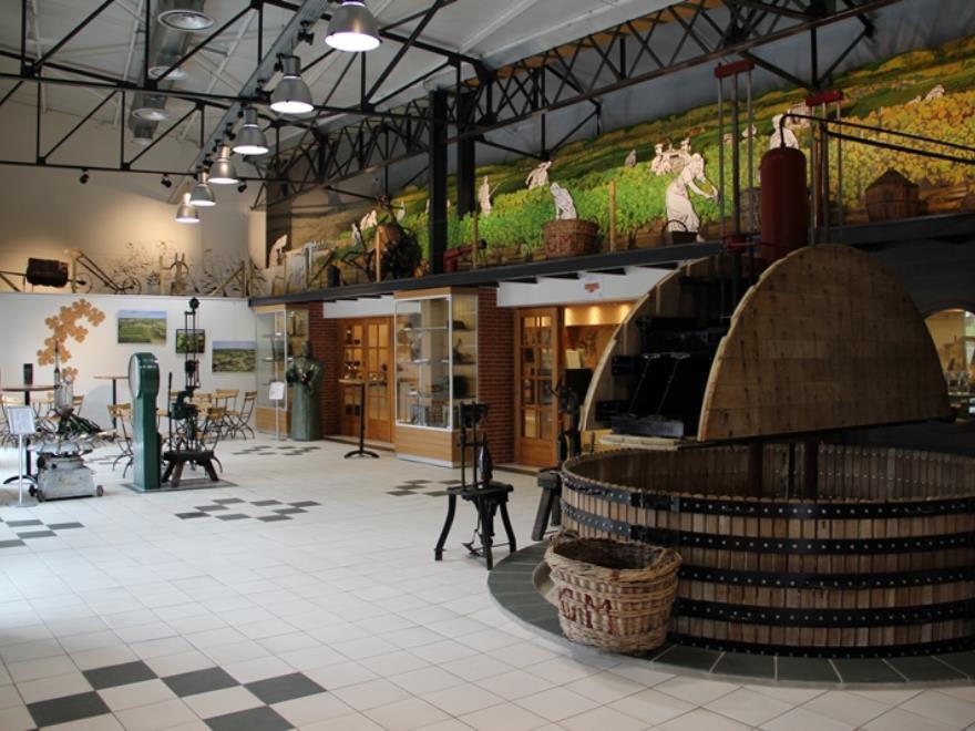 Champagne Dom Caudron - Passy-Grigny (1)