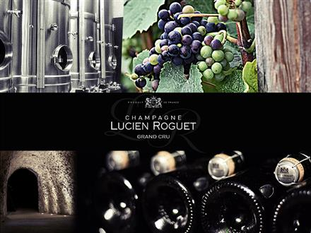 Champagne Lucien Roguet - Mailly-Champagne