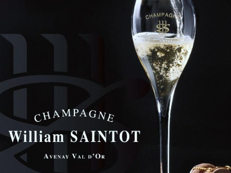 Champagne Saintot William - Avenay Val d'Or