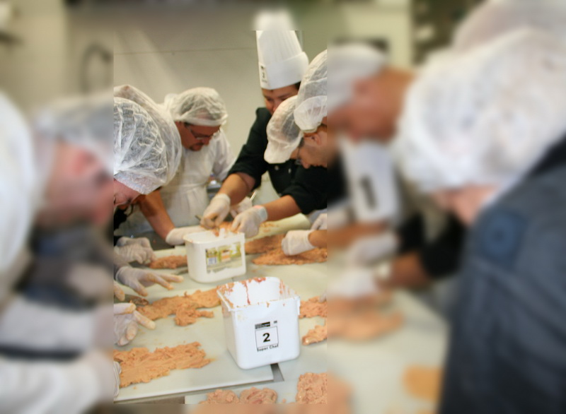 Cours de cuisine du restaurant de l 39 abbaye hautvillers - Cours de cuisine cannes ...