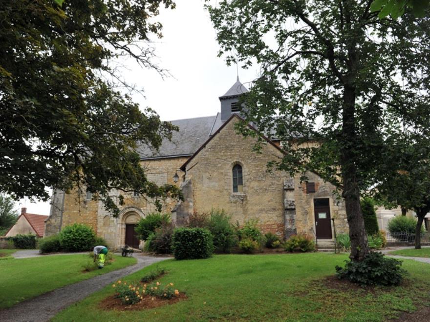 Eglise - Jonchery-sur-Vesle