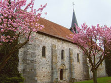 Eglise de Passy Grigny