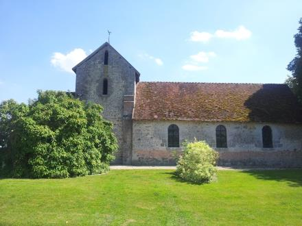 Eglise de Pierre-Morains
