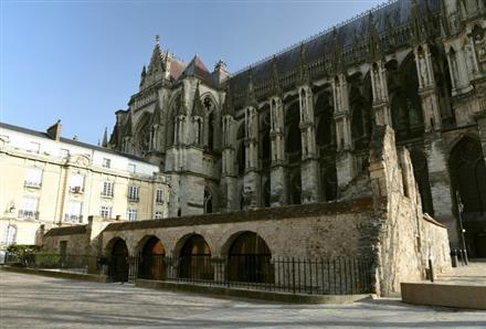 Le Trésor - Reims