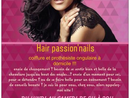 Hair'passionails