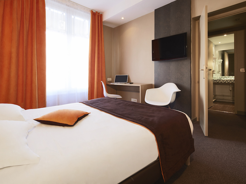 H tel kyriad reims spa centre reims for Hotels reims