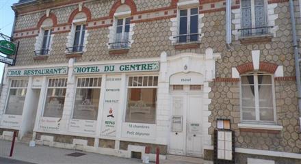 Hôtel-Restaurant Le Centaure - Warmeriville