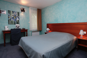 Hôtel-Restaurant Prim'Hotel Bagatelle - Dizy