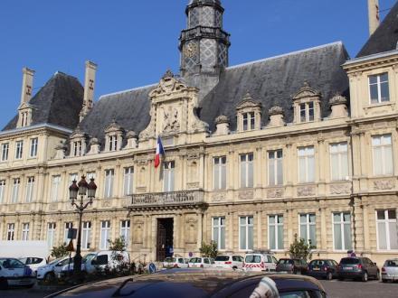 Hôtel de Ville - Reims