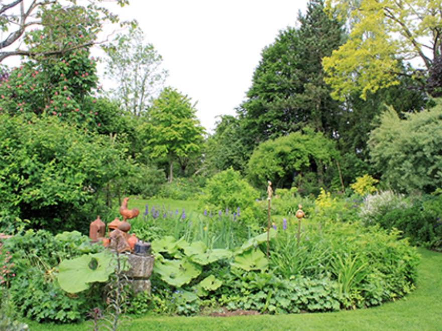 Portes ouvertes dans les jardins un jardin pour tous les for Tous pour le jardin