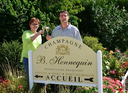 Champagne B. Hennequin - Venteuil