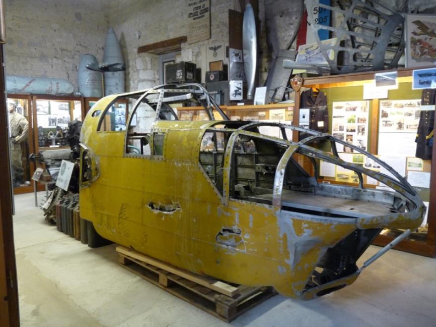 Musée du Terrain d'Aviation de 39-45 - Vraux (1)