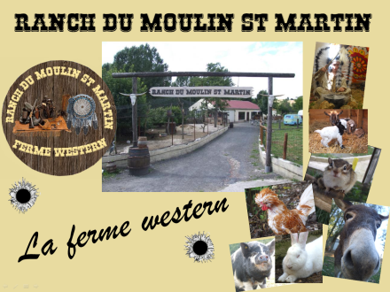 Ranch du moulin st martin 2015
