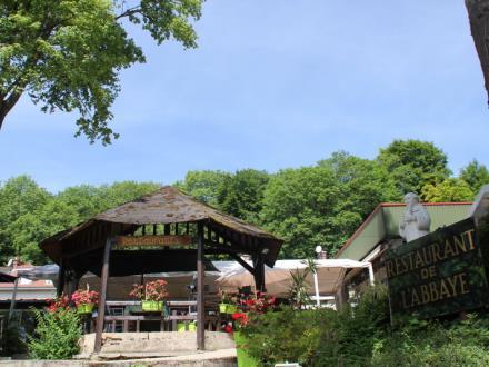 Restaurant de l'Abbaye - Hautvillers©Restaurant de l'Abbaye7