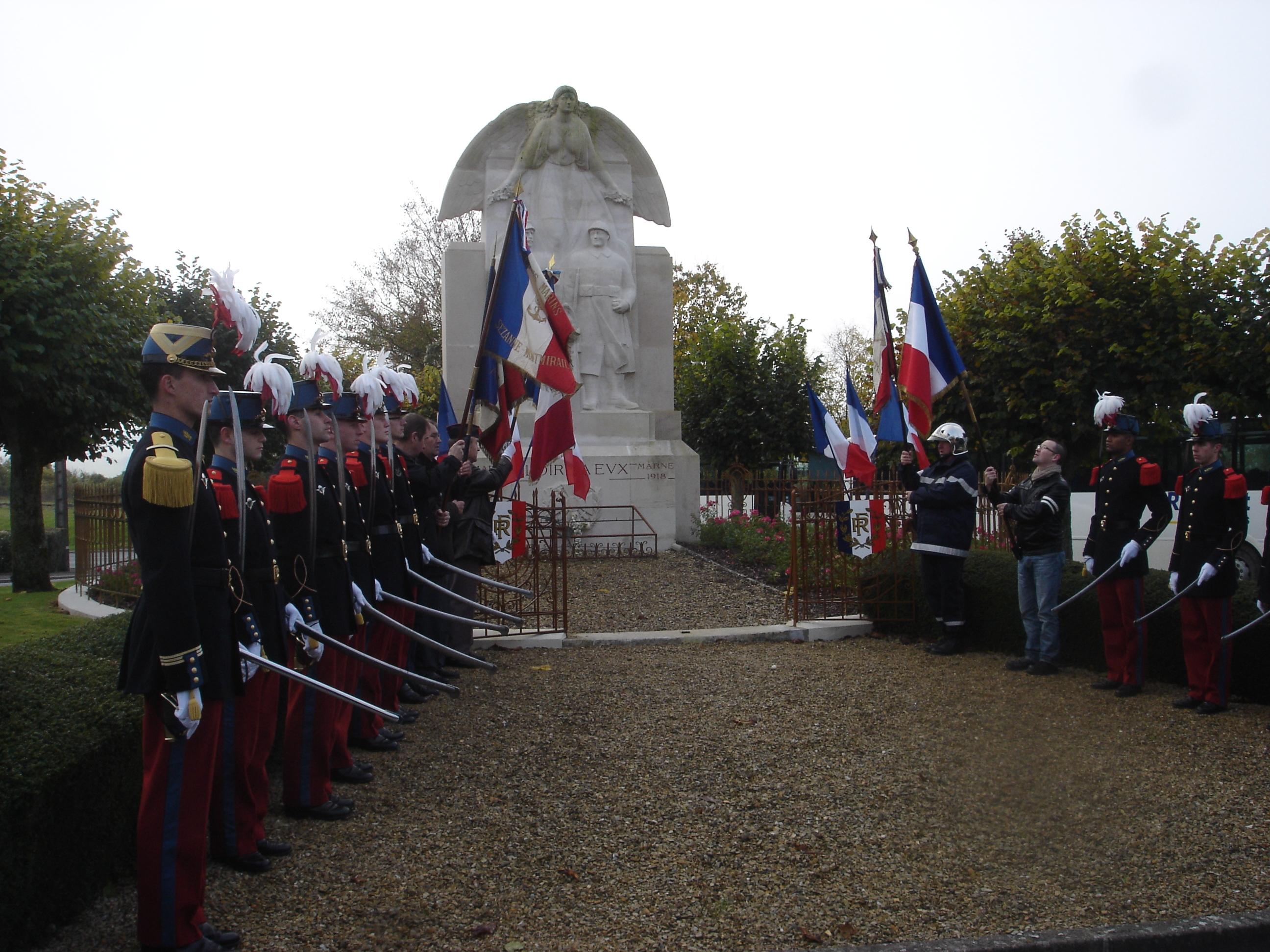 Monument aux morts intercommunal