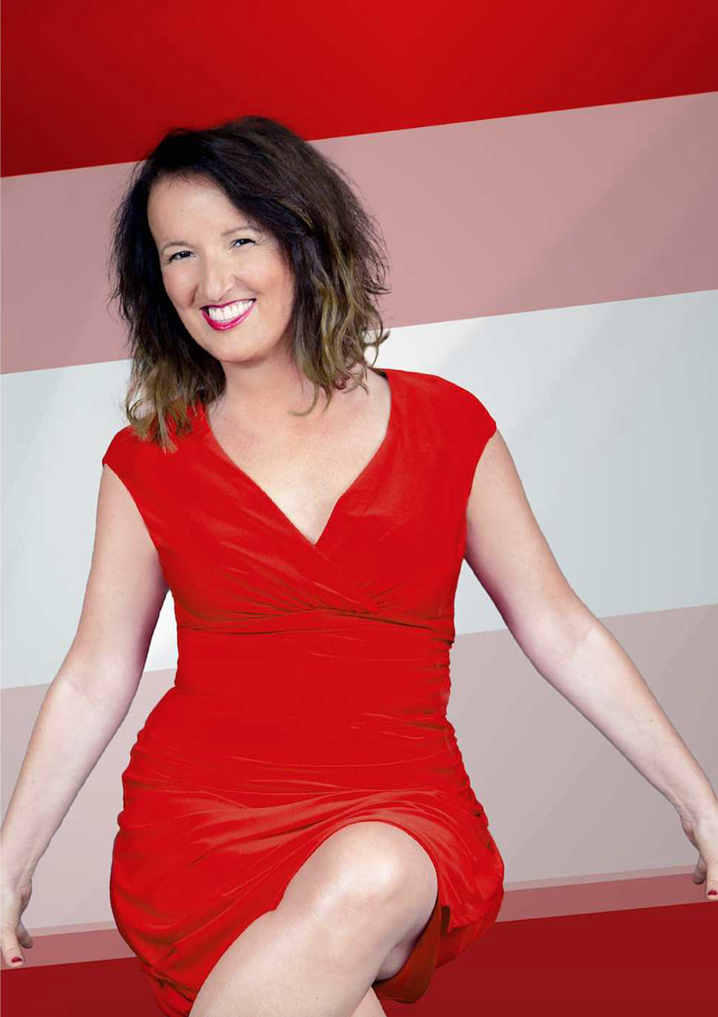 Anne Roumanoff one woman show