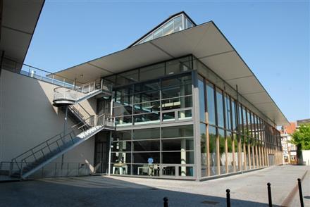 bibliothèque pompidou