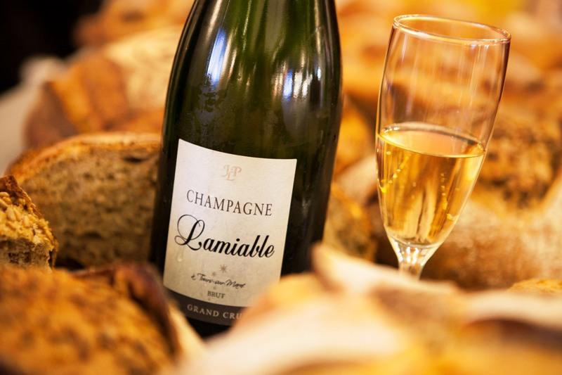 champagne lamiable