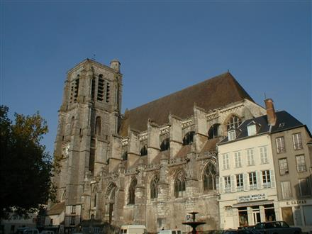 Eglise Saint Denis - Sézanne