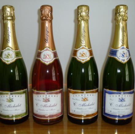 Gamme Champagne C. Michalet