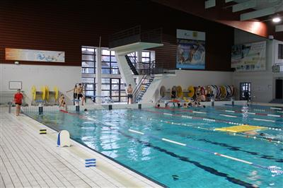 Leisure activities in ch lons tourism ch lons for Pole house piscine