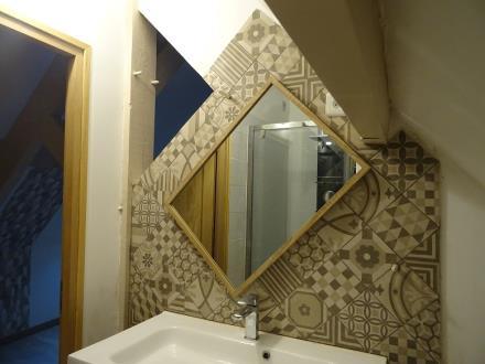 Salle de bain Chambre Plume