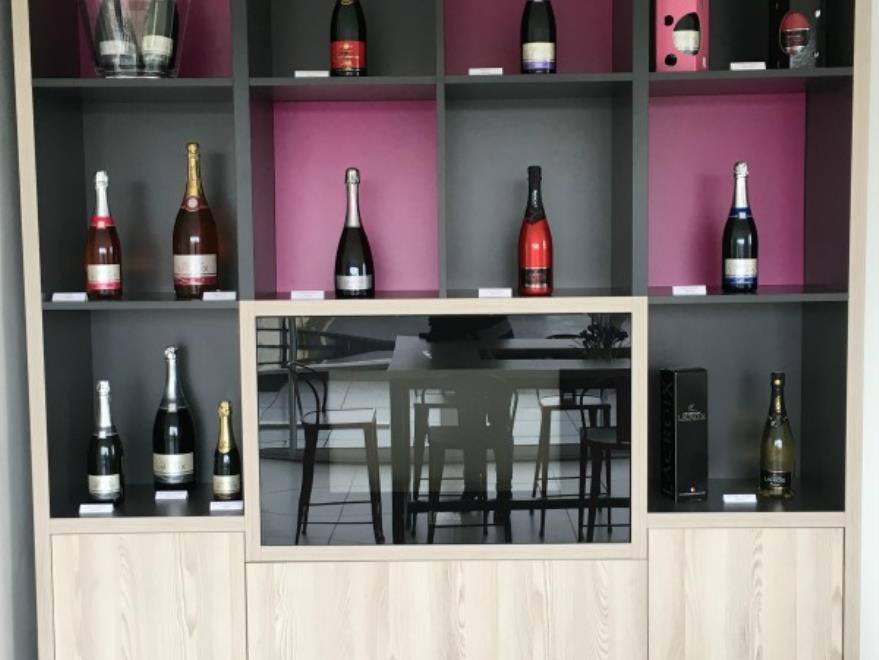 Champagne Lacroix - Châtillon-sur-Marne