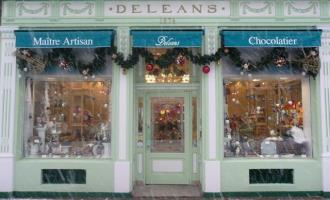 Chocolaterie Deléans - Reims
