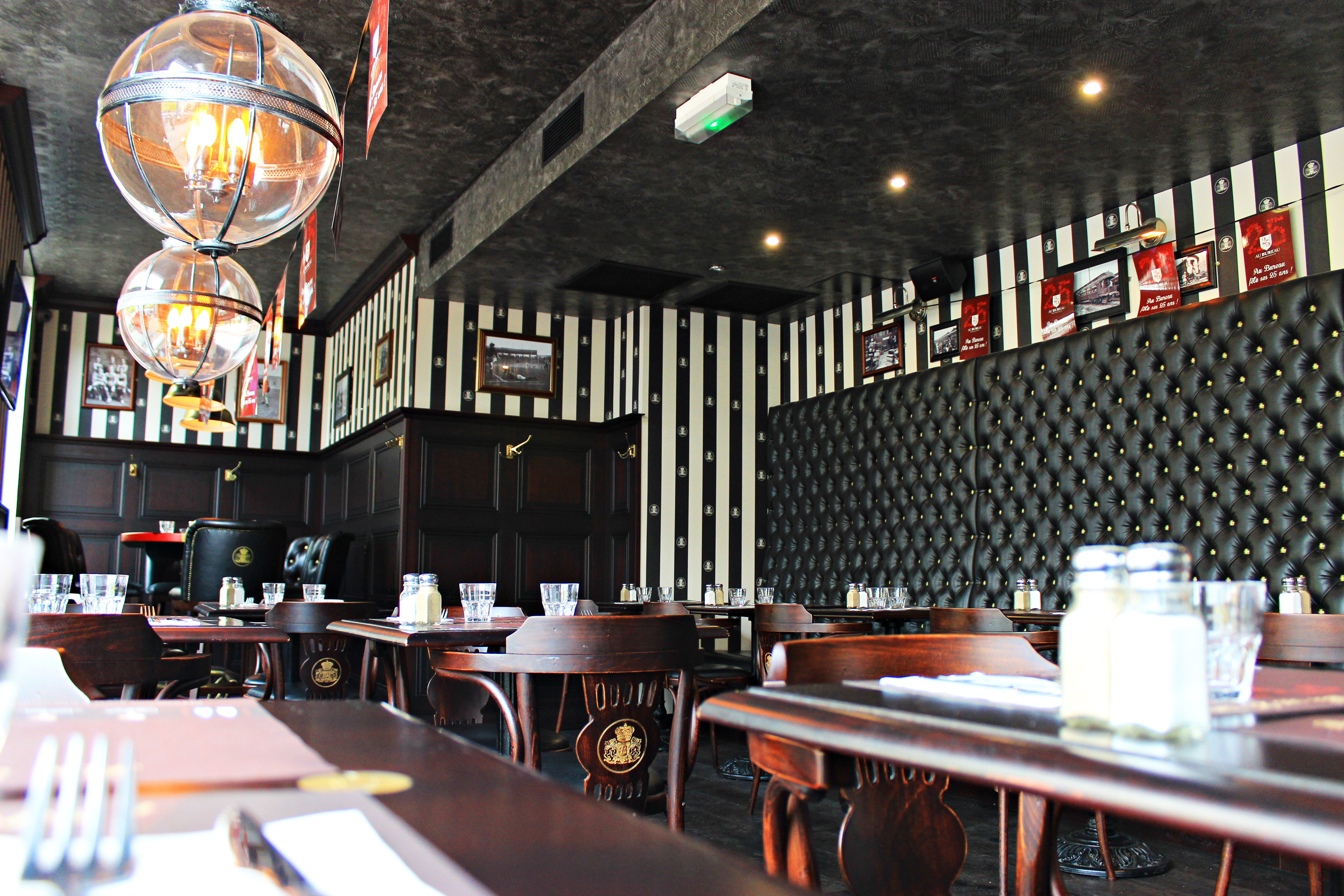 Taverne le bureau wavre pub au bureau restaurant in wavre