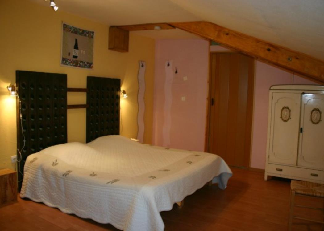 Chambre d'hôtes La Fermette Champenoise - Jonquery