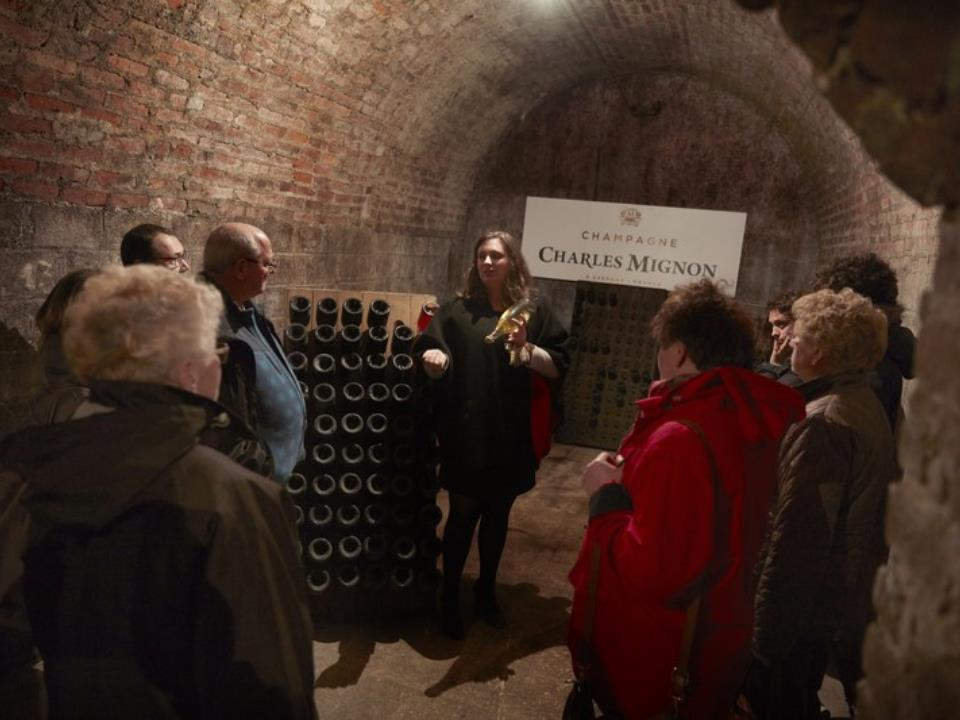 Champagne Charles Mignon - EPERNAY (6)