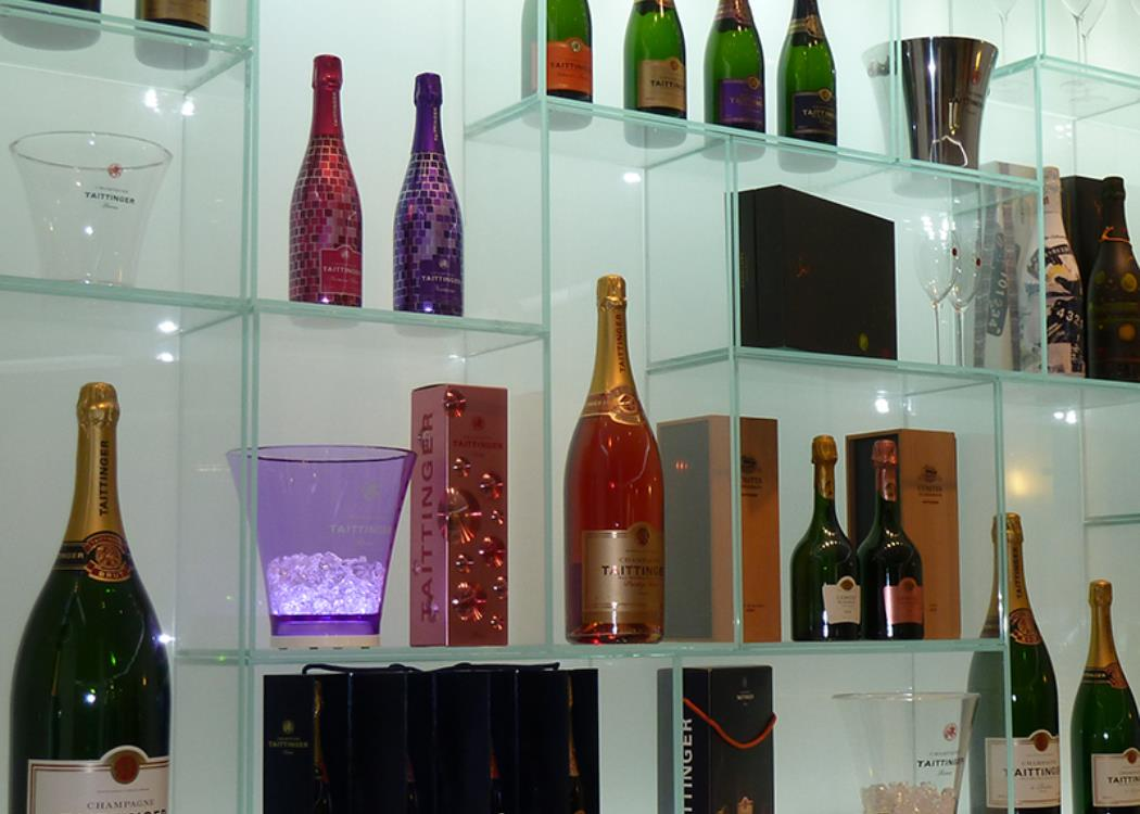 Champagne Taittinger - Reims