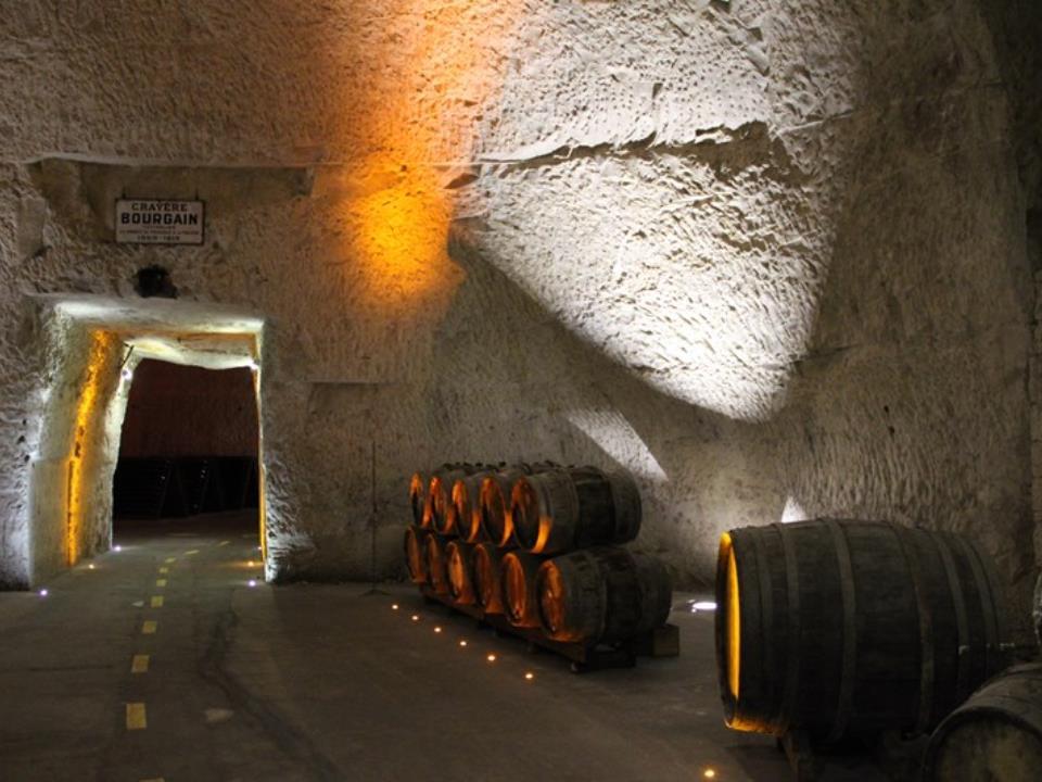 Champagne Veuve Clicquot - Reims