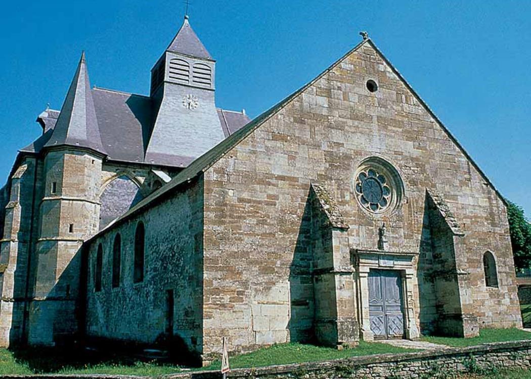 Eglise de Cheminon