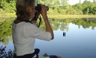 Antoine Cubaixo, guide ornithologue