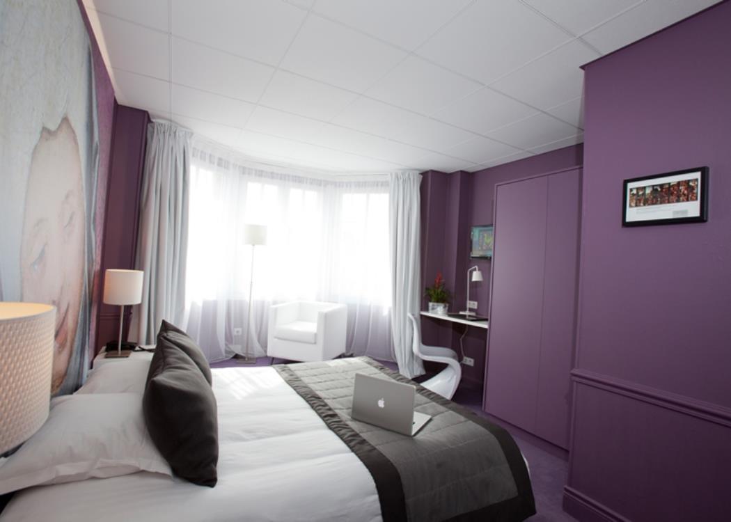 Hotel Cecyl - Reims (7)