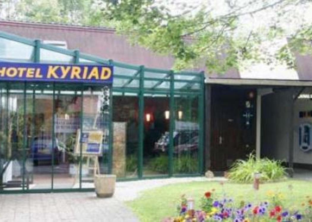 Hôtel-Restaurant Kyriad Parc des Expositions - Reims (1)