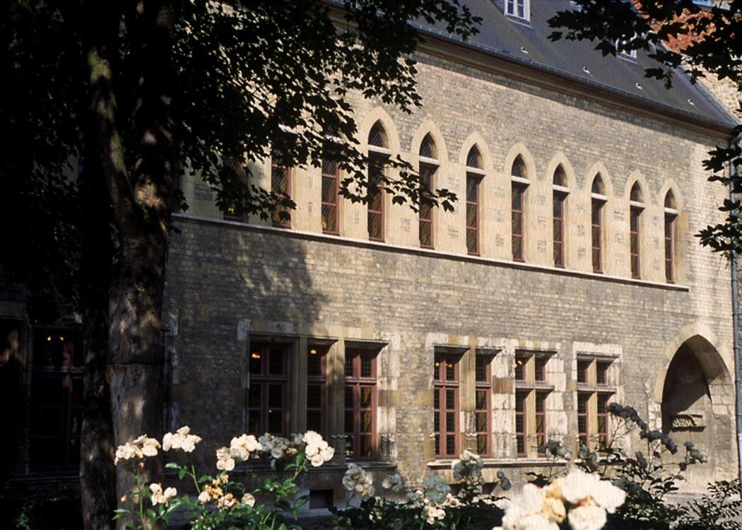 Hôtel des Comtes de Champagne  - Reims (3)
