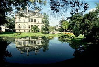 Parc de l'Hôtel de Ville - Epernay