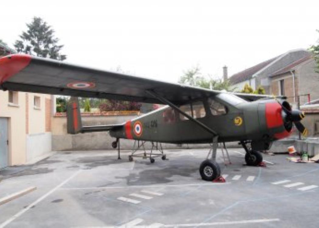 Musée de l'aéronotique locale - Bétheny