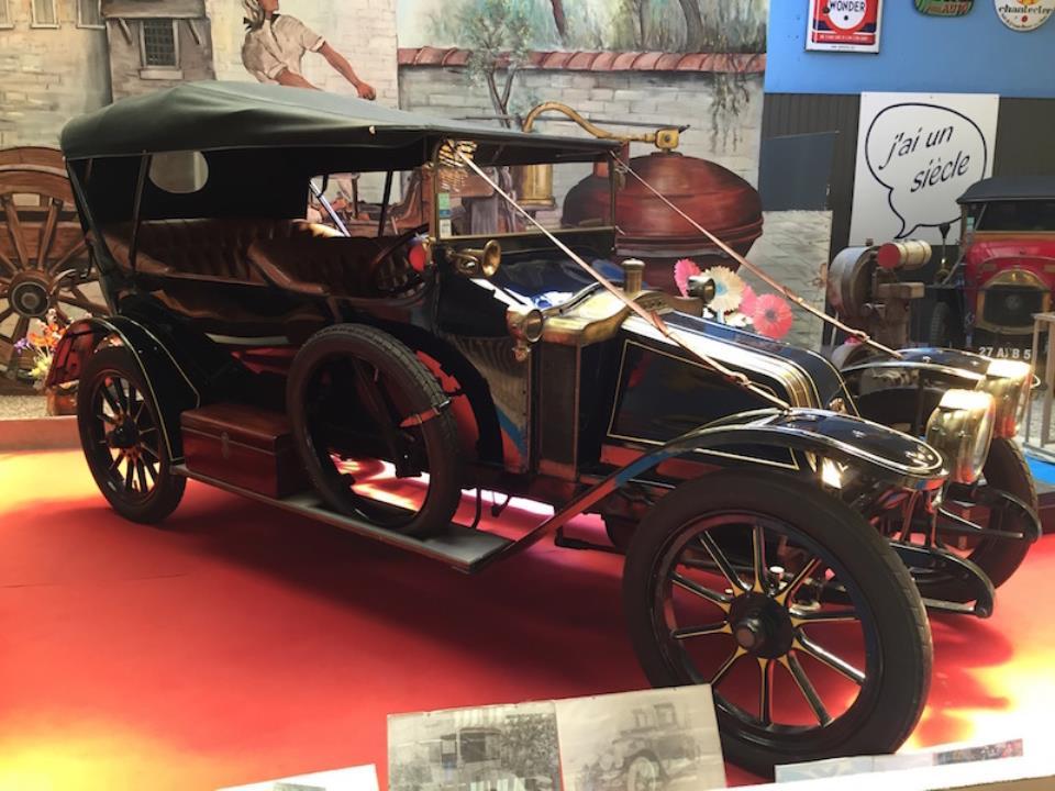 Musee de l'automobile - Reims