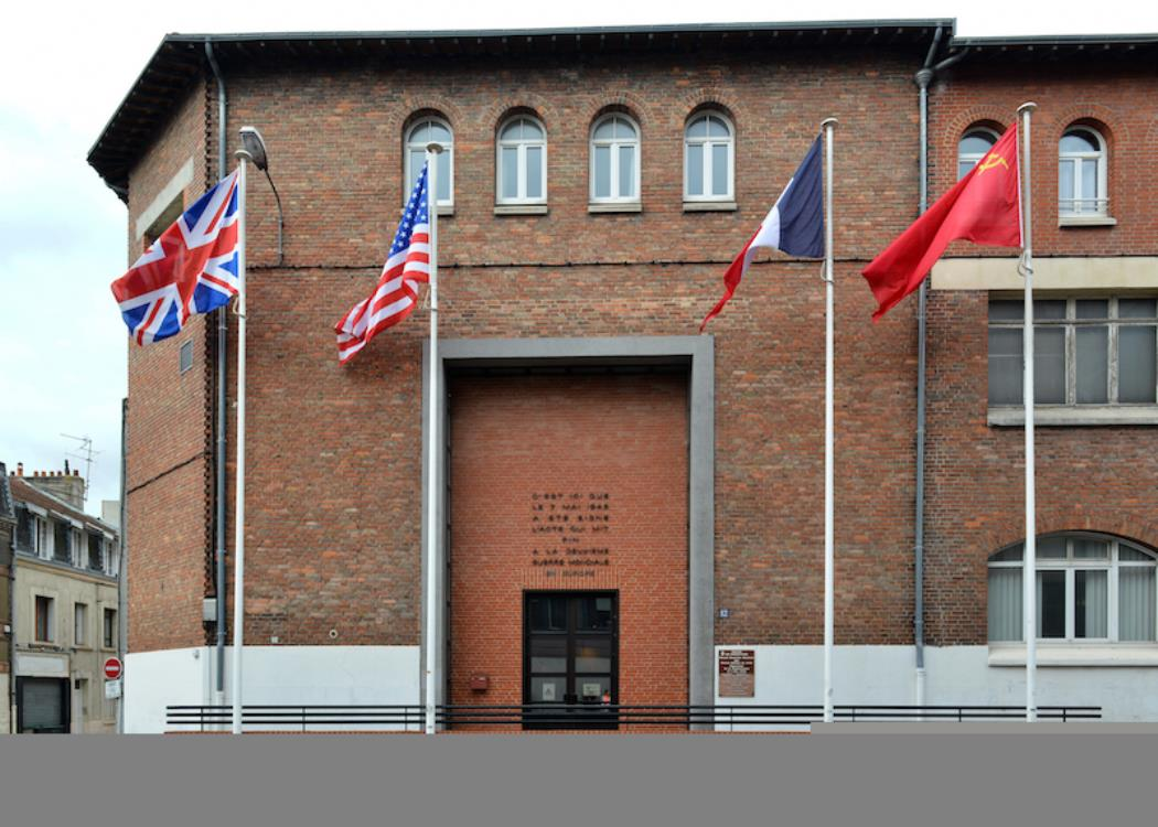 Musee de la Reddition - Reims